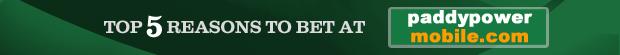 Paddy Power Mobile Poker