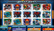 Slot game at All Slots Casino