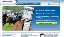 Betfair Mobile
