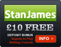 Stan James Free Bet