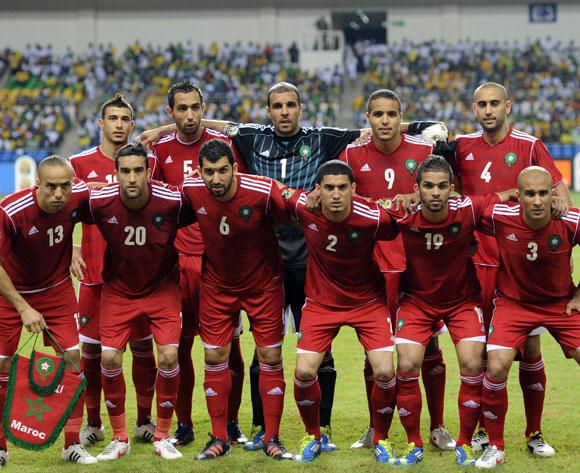 Morocco squad