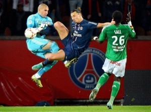 PSG vs Saint-Etienne