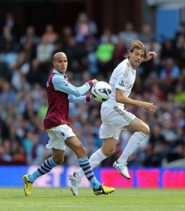 Aston Villa vs Swansea