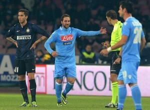 Inter vs Napoli 2-4