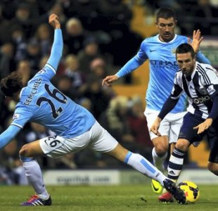 Man City vs West Brom