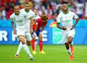 Algeria vs Russia