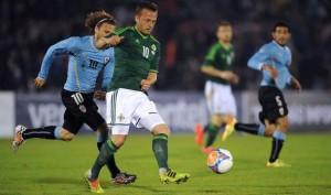 Uruguay vs Northern Ireland
