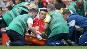 Mathieu Debuchy injury