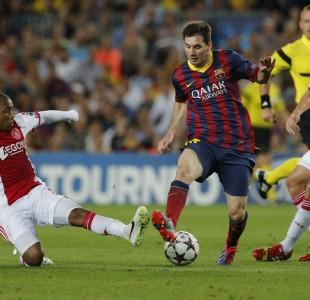 Barcelona vs Ajax