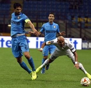 Inter vs St Etienne